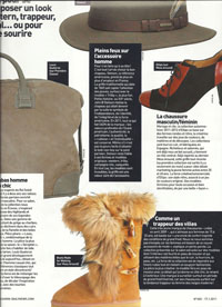 Boots dans Fashion Daily News - 17.01.11